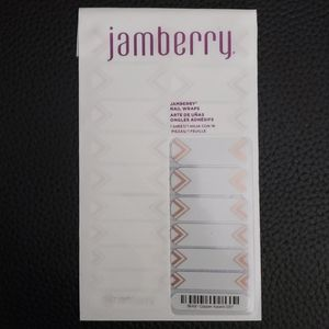 Jamberry Copper Ascent Nail Wraps